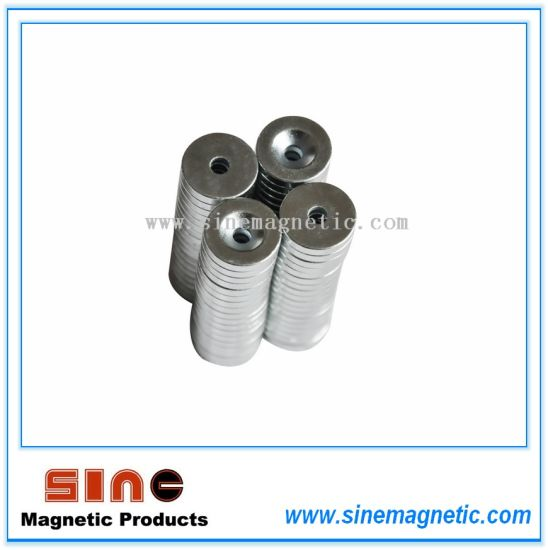 Neodymium Magnet N48m / N50m / N30h (Magnet Grade and Size Were Customized)