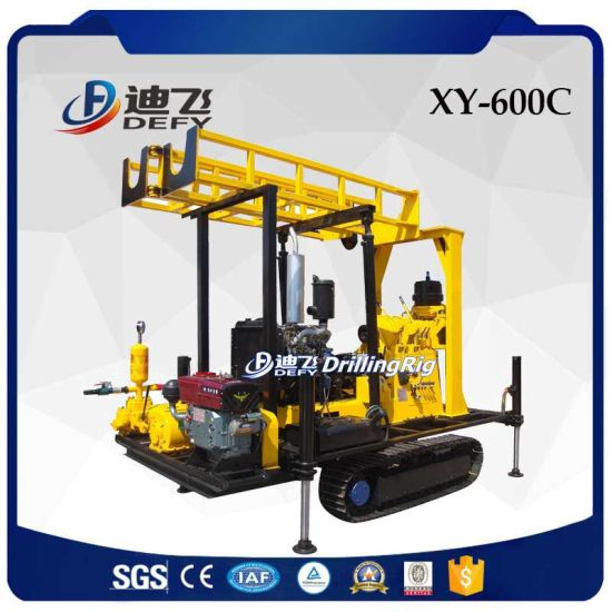 Xy-600c Boring Machine for Water Well