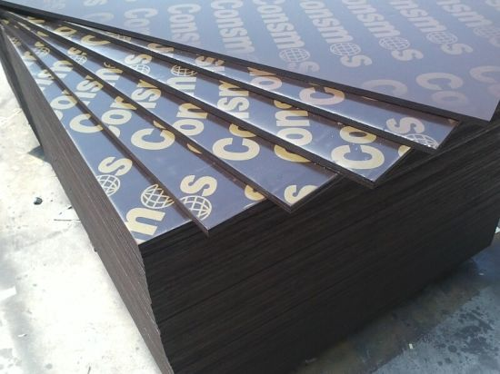 12mm WBP Glue Construction Grade Film Faced Plywood pictures & photos