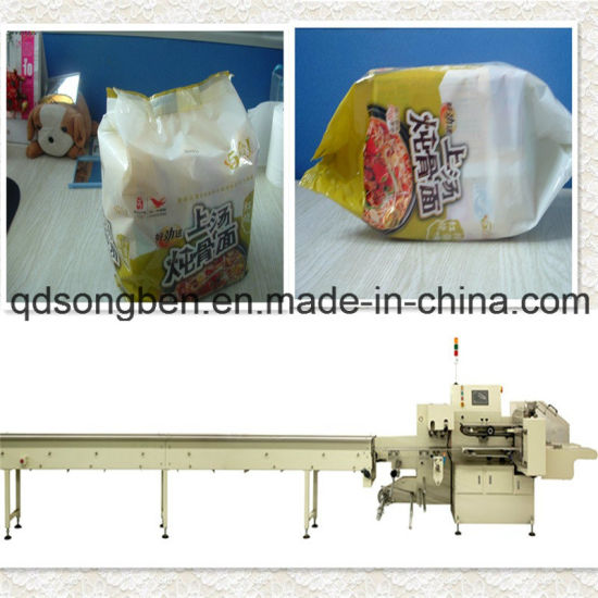 4/5 Bags Instant Noodle Packaging Machine (SFD 720)