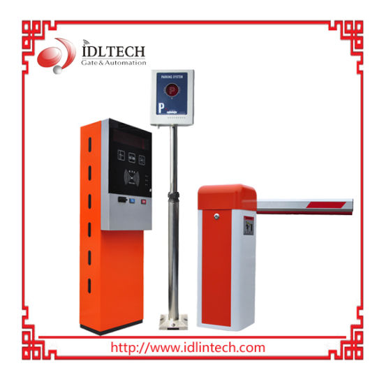 China Car Access Control System with RFID Reader and Barrier Gate ...