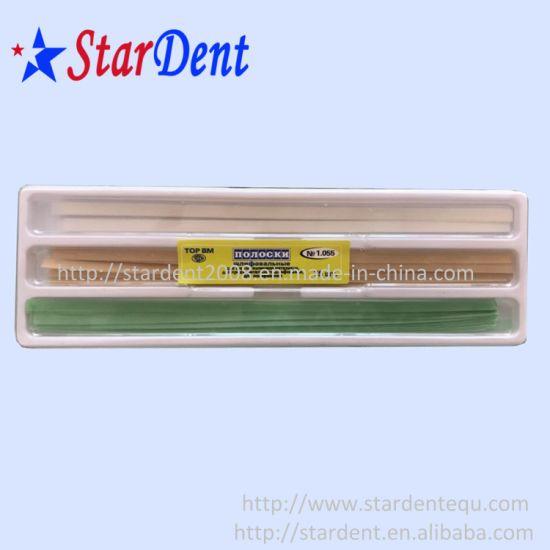 Dental Instrument of Diamond Strips Dental Strips Diamond Disc 3 Colors