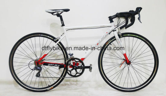 China 700c Racing Bike, Cr-Mo Steel Frame, 16s, Road Bicycle - China ...