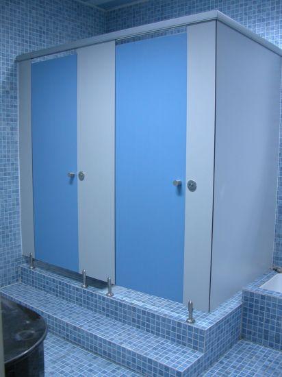 Public Toilet Cubicle Furniture (WC-09)
