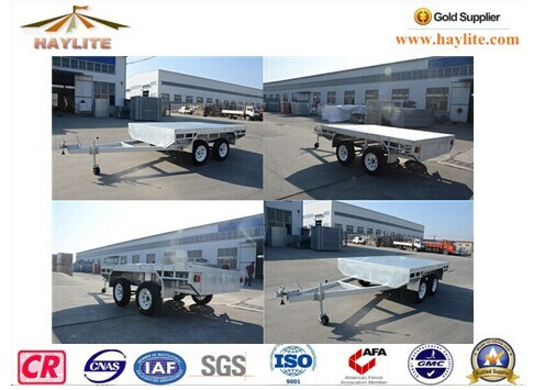 6X4 Box Trailer with Aluminum Box (BTA-64) pictures & photos