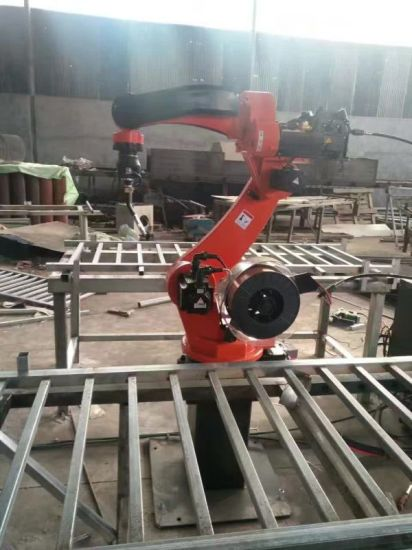 Automobile Trims Ultrasonic Robot Welding Machine pictures & photos