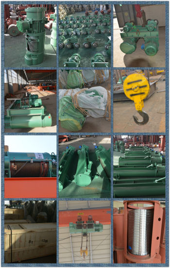 Bcd /Bmd Type Anti-Explosion Electric Hoist pictures & photos