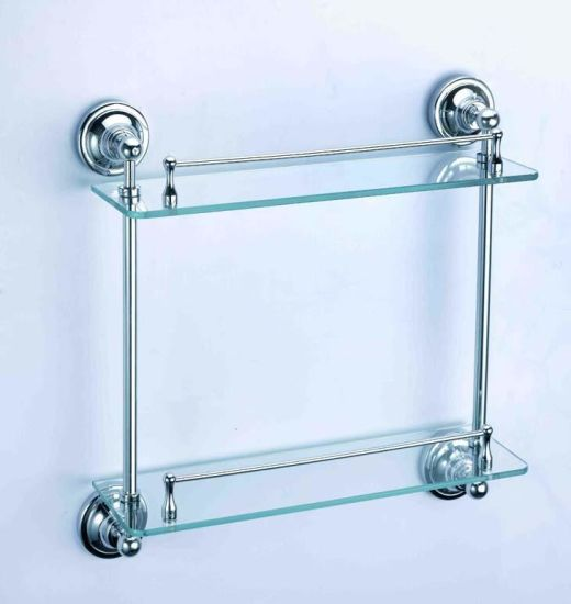 8mm Clear Tempered Shelf Glass / Glass Panel for Load-Bearing