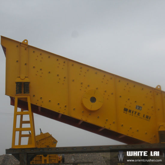 Mining Industry Separator Vibrating Screens (3YK-1548) pictures & photos