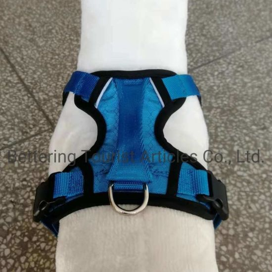 Soft Safety Dog Clothes Car Security Pet Dog Harness