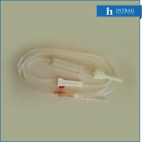 Sterile Disposable Blood Transfusion Set pictures & photos