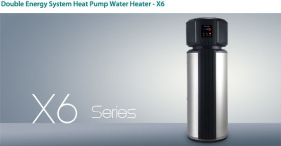 Double Energy Heat Pump Water Heater pictures & photos