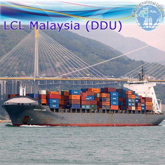 China Consolidation LCL Malaysia Shipment (Ocean shipping / sea
