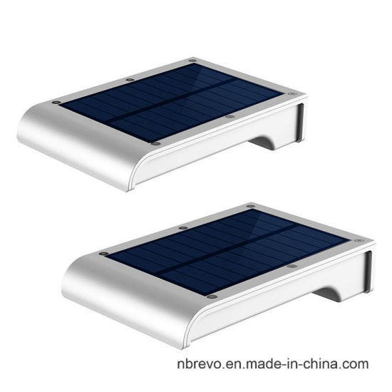 2017 New Solar LED Motion Sensor Garden Outdoor Light (RS2026) pictures & photos