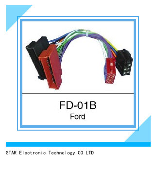China Factory 10 Pin Connector Auto Wire Harness china factory 10 pin connector auto wire harness china apm wire
