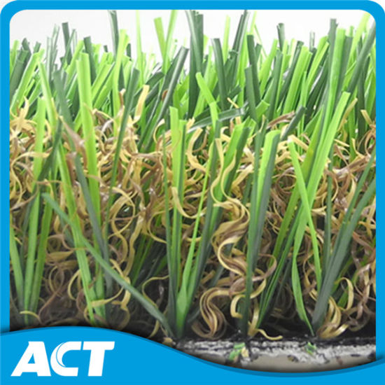 40mm 16800 Density Landscaping Home Decoration Artificial Grass (L40-U6) pictures & photos