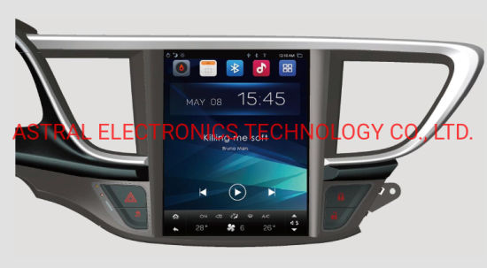 Buick Excell-Xt 2015 Android Tesla Screen Autoradio GPS Multimedia System with WiFi Bluetooth Autoradio Carplay 4G SIM DSP Aux RDS