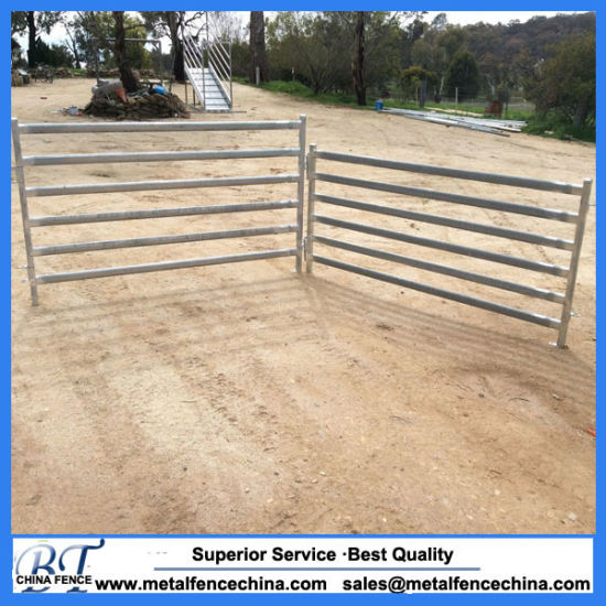 Wholesale Heavy Duty Field Sheep/Goat Panels and Gate pictures & photos