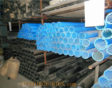 Plastic Pipe Specially Used for Cement Transportation pictures & photos