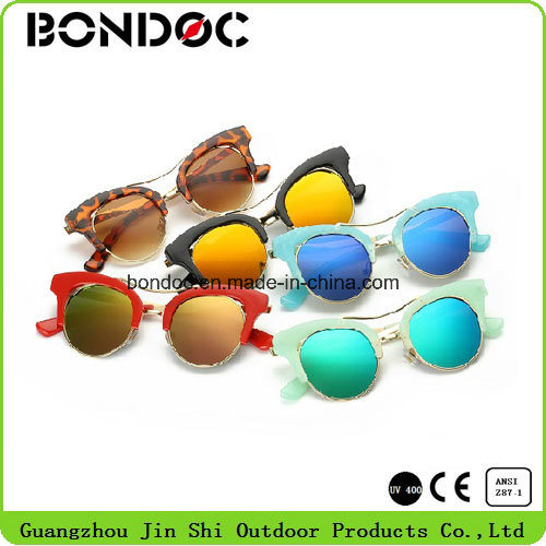 Fashion Mirror Polarized Sunglasses for Kids pictures & photos
