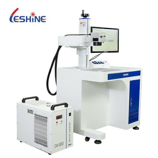 UV 3W 5W 12W Laser Marking Machine/Flying UV Laser Marking Machine with Cw5200 Industrial Chiller