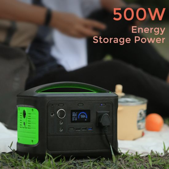 Emergency Power 14.8V 38.4ah Online Backup Portable Power Station Solar Generator Power Source Power Supply OEM/ODM Multiple Color