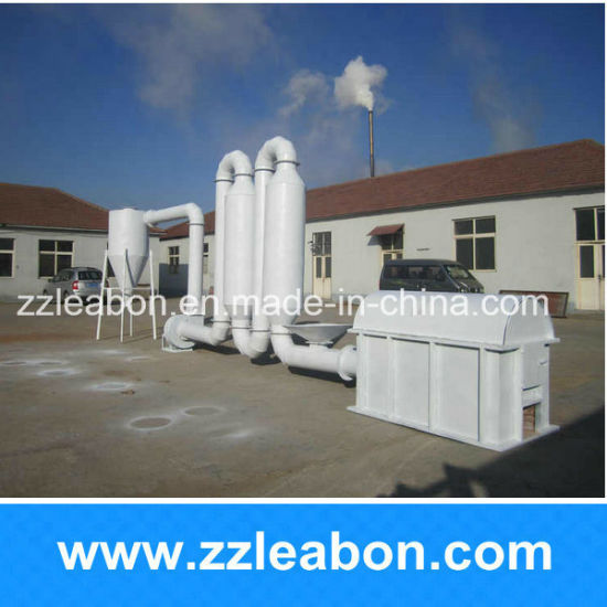 400-500kg/H Factory Wood Sawdust Dryer Price