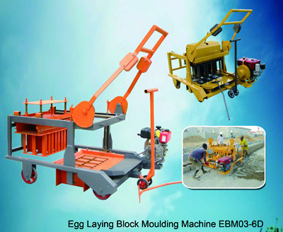 Egg Layer Block Moulding Machine in Port Harcourt