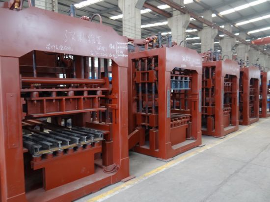 6-15 Automatic Hollow Brick Machine pictures & photos