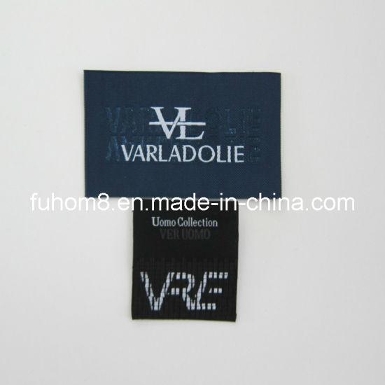Custom High Quality Garment Woven Label (FH-WL-001)
