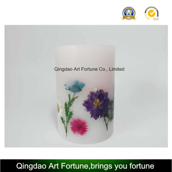 Dry Flower Inclusion Candle--Hand Pour pictures & photos
