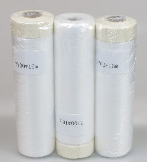 Covering Tape Film (#22242) (Painting Protection) pictures & photos