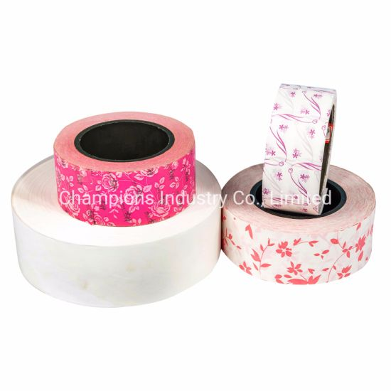 High Quality Silicone Release Paper for Female Sanitary Napkins