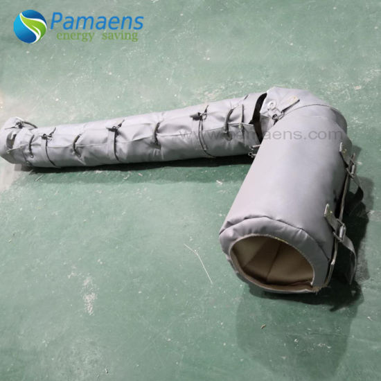 Customized Insulation for Steam Pipe with One Year Warranty pictures & photos