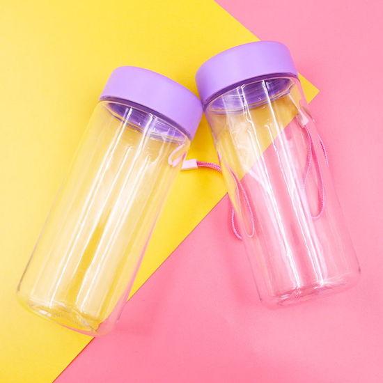 BPA Free Plastic Water Bottle 500ml Sports Bottle Factory Price