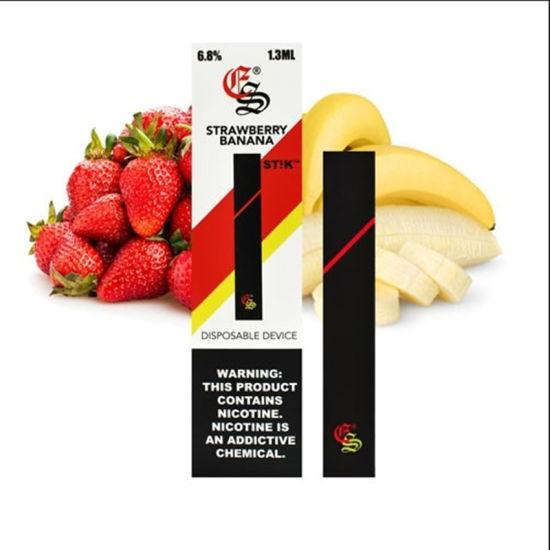 High Nicotine and Best Quality Eon Stik Fruit Vape Juice Best E Liquid Electronic Cigarette Disposable Vape Pen