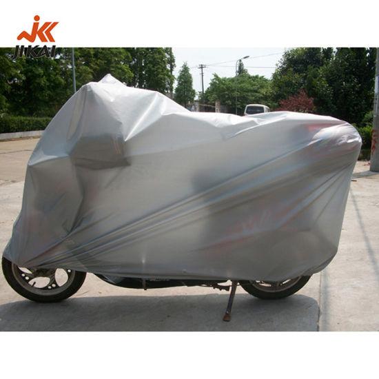Motorbike Cover PEVA Waterproof Dustproof Clear Plastic Motorcycle Cover for Bike