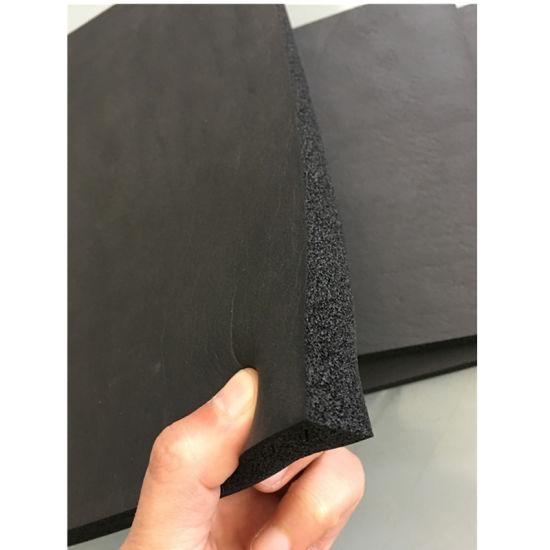 Open Cell Epdm Soft Foam Rubber Block