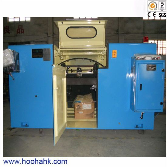 Low Noise Cable Twisting Bunching Buncher Stranding Strander Machine