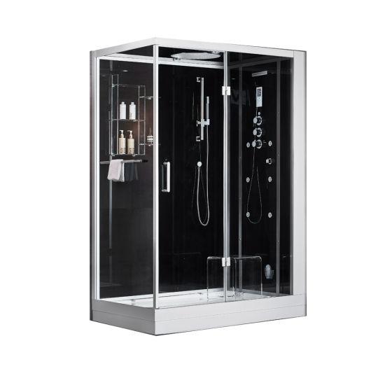 Hot Sale Bathroom Wet Sauna Steam Bath Cabin