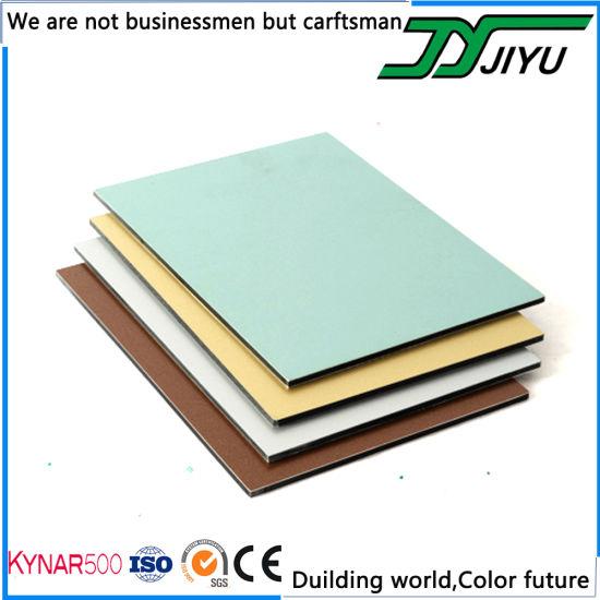 Multi-color factory production ACP sheet aluminum composite panel
