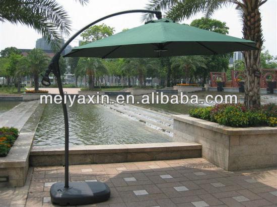Outdoor Modern Umbrella/ Banana Parasol Um-01