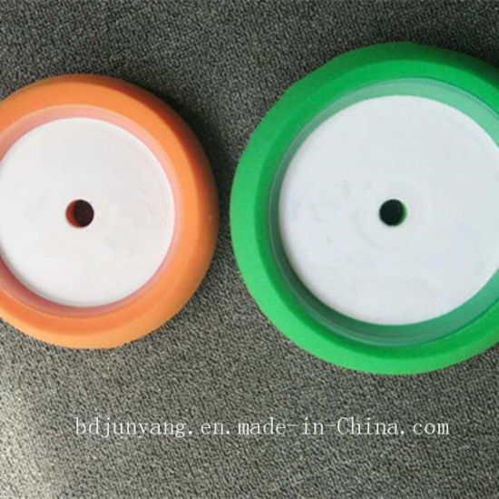 High Quality Materials Made Sponge Polishing Wheel pictures & photos