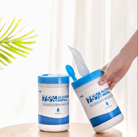 Nonwoven Fabric Wet Wipes for Disinfect Wet Tissues