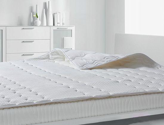 Memory Foam Filled Mattress Covers / Mattress Protectors / Mattress Toppers