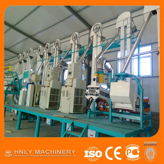 Best Price Small Scale Maize Milling Machine for Africa Market pictures & photos