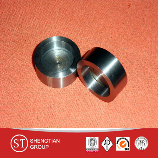 ANSI B16.11 A105 Socket Welding Pipe Fittings Cap pictures & photos