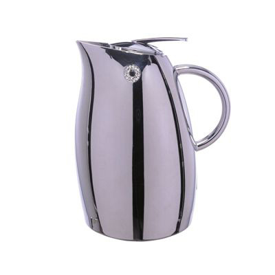 Stainless Steel Coffee Pot with Glass Refill pictures & photos