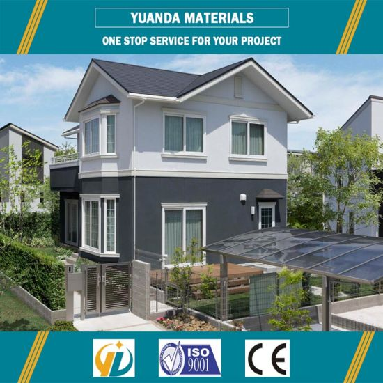 China Manufactured Homes Pricing Large Prefab Homes Manufactured