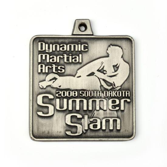 Wholesale Sports Zinc Alloy Metal Medal